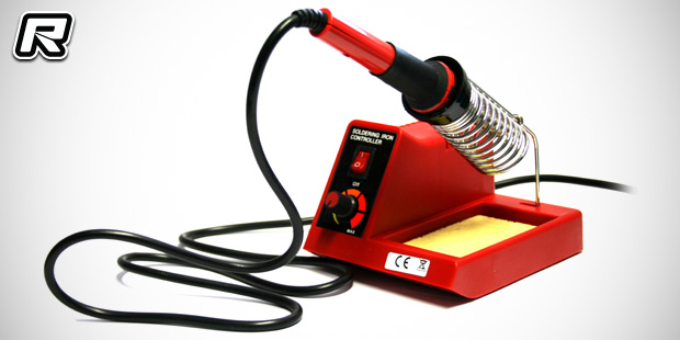 HRC Racing soldering iron & new accessories