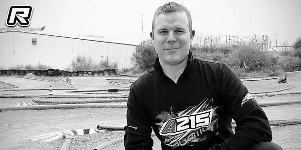 Agama Racing signs Borja Hernandez