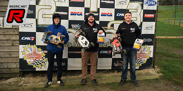 Bloomfield wins at Herts Nitro Winter Series Rd5