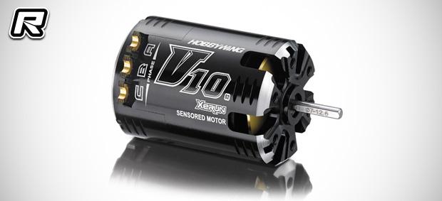 Hobbywing Xerun V10 G2 brushless motors