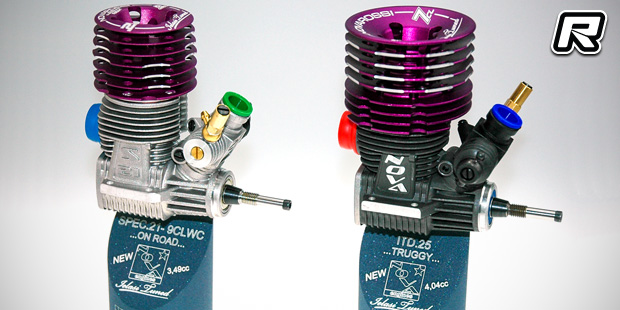 New Ielasi Tuned on-road & truggy engines