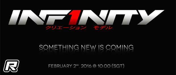 Infinity 1/8th nitro on-road car – Coming soon