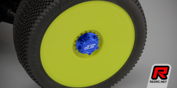 JConcepts Fin style serrated 17mm wheel nuts