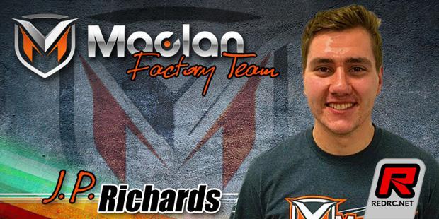 JP Richards teams up with Maclan Racing