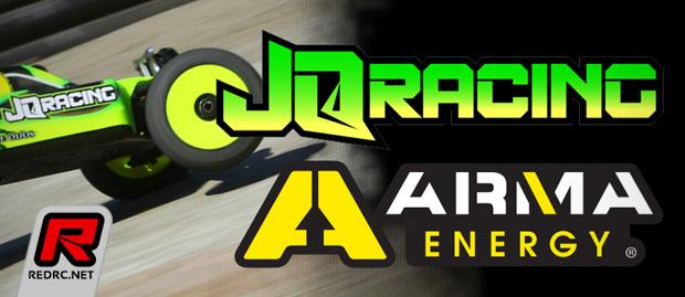 JQRacing ties up with ARMA Energy