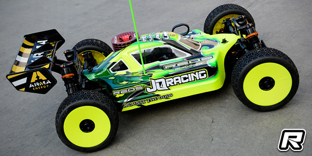 JQRacing THECar White Edition LV 1/8th nitro buggy kit