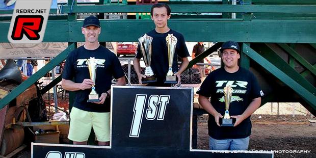 Kyle McBride wins Keilor Invitational