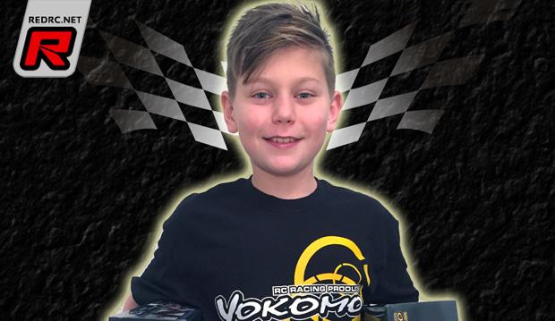 Daniel Kobbevik signs Yokomo deal