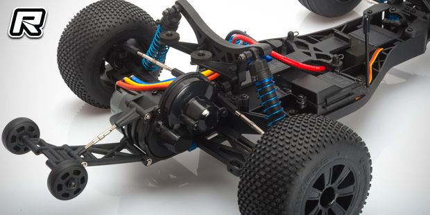 LRP S10 Twister 2 Extreme 100 brushless truck