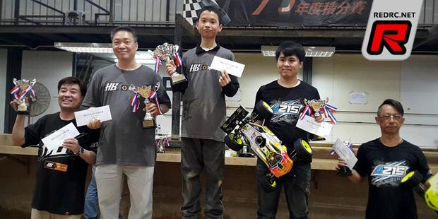 Jonathan Yeung sweeps Laliwarehouse GP series