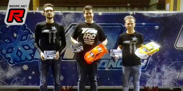 Philipp Walleser wins at Longwy Winter Series Rd3