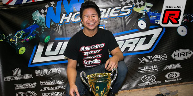 Harley Yoshii wins big at 2nd Annual Lunsford Race