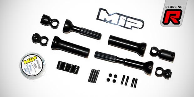 MIP Axial C1 X-Duty CVD spline drive sets