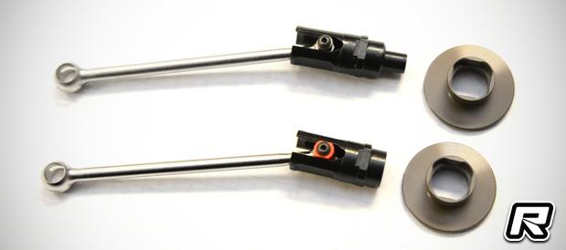MIP Bi-metal differential outdrives