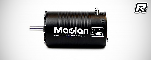Maclan Racing MR4 4-pole brushless motors