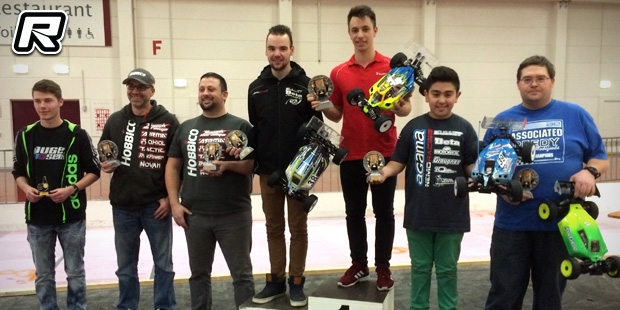 Marvin Fritschler wins at Messe Cup