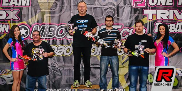 Mibosport Cup 2015/16 Rd3 – Report