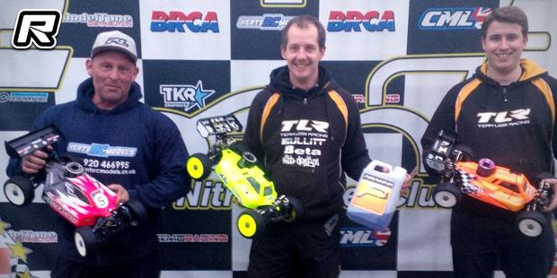 Jackson & Bird win at HNMC Winter Series Rd7