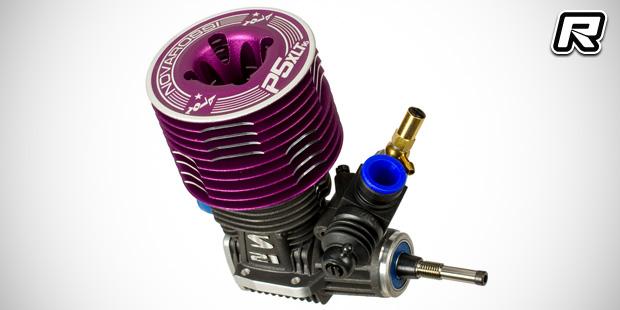 Novarossi Mito 35 WC & P5 XLT 16 nitro engines