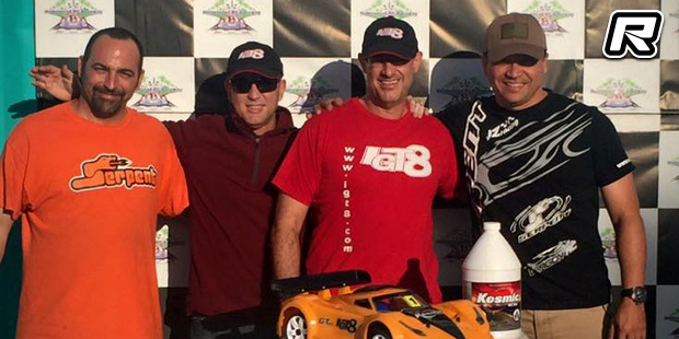 Morganti & Desoto Jr. win at Pan Am GT8 Grand Prix