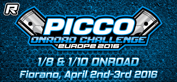 Picco Onroad Challenge Europe – Announcement