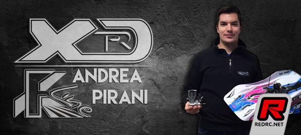 Andrea Pirani joins F.T. Line
