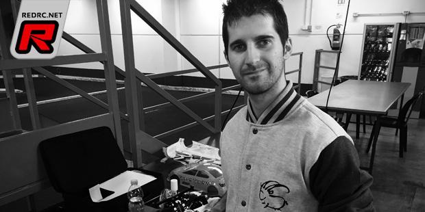 Luca Redaelli teams up with Capricorn