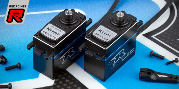 Reedy HV digital aluminium competition servos