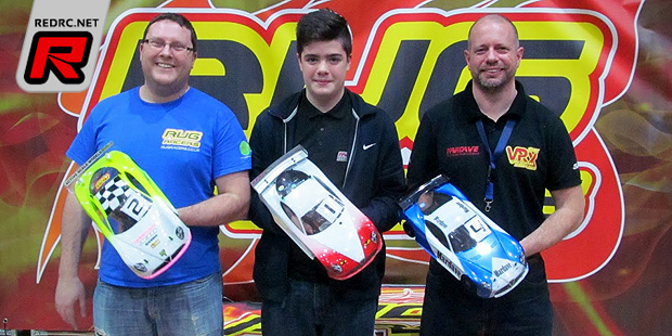 Rug Racers Rd3 – Report