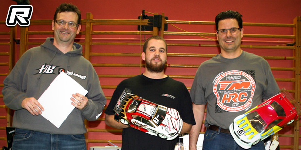 Kevin Zwahlen wins at SITCC Series Rd4