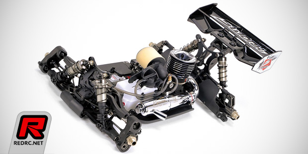 SWorkz S350 Evo II Limited Edition 1/8th buggy kit