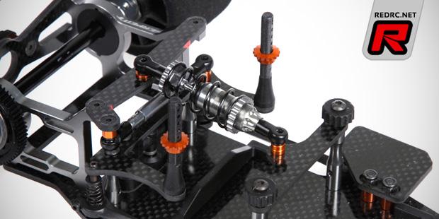 Serpent F110 SF2.W 200mm formula car kit