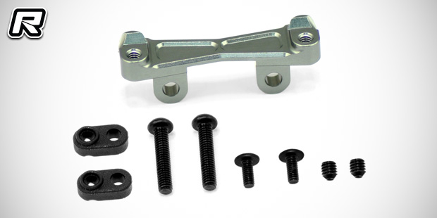 Serpent SRX4 aluminium front anti-roll bar mount