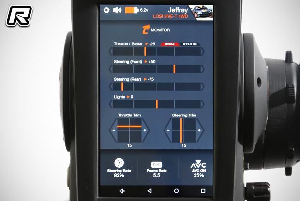 Spektrum DX6R DSMR smart radio system
