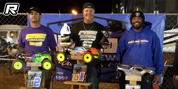 Adam Drake doubles at Stadium Nitro Shootout