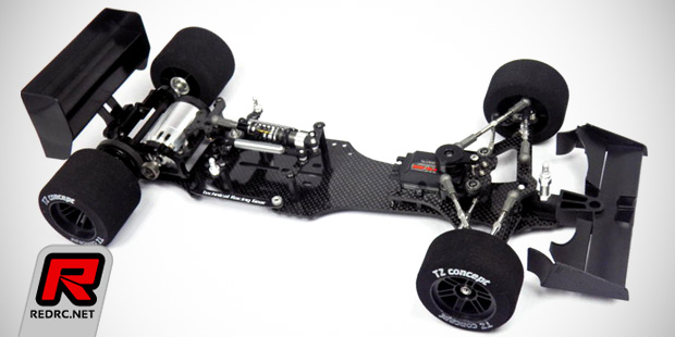 TRG114 Limited Edition formula car kit