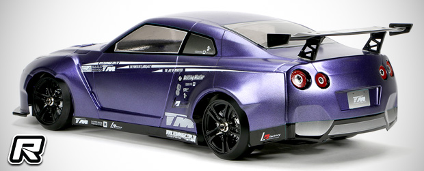 Team Magic E4D-MF R35 RTR drift car