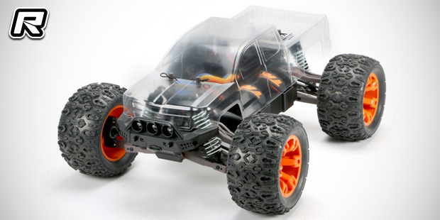 Team Magic E5 1/10th scale electric monster truck