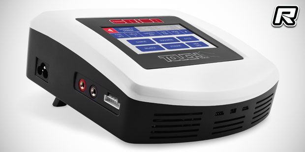 Team Orion Advantage Touch Duo V-Max charger
