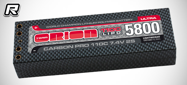 Team Orion Carbon Pro Ultra & V-Max LiHV packs