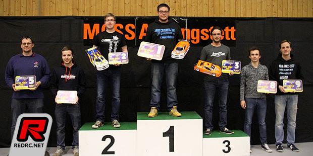 Max Mächler wins at Tonisport MCSS Open
