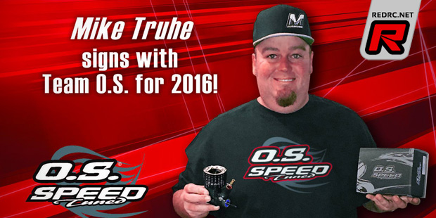 Mike Truhe O.S. powered for 2016