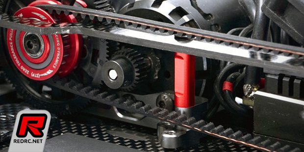 VBC Racing WildfireD08 chassis flex options