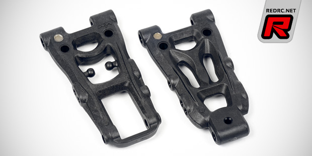 VBC WildfireD08 gold-compound suspension parts