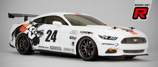 Vaterra 2015 K&N Ford Mustang GT RTR