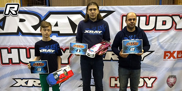 Czech Xray Winter Series Rd3 – Report
