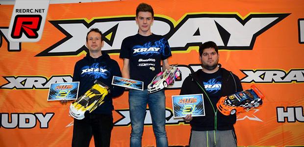 XWS Slovenia Rd2 – Report