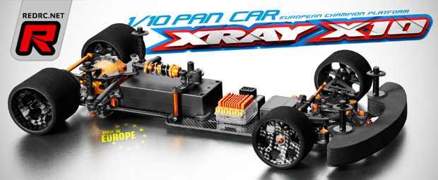 Xray X10 2016 1/10th scale pan car kit