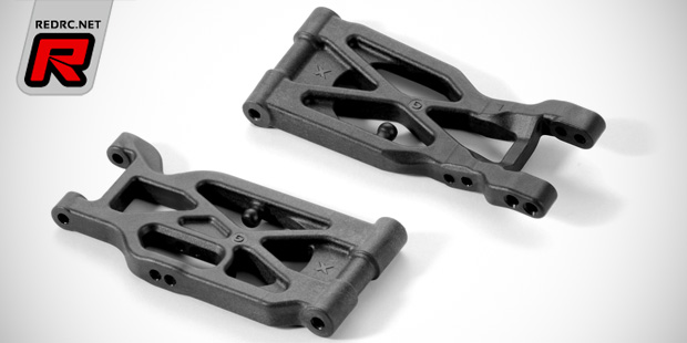 Xray XB4 graphite composite lower A-arms
