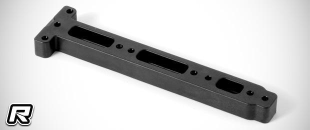 Xray XB4 medium hardness chassis braces